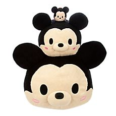 Collection de peluches Tsum Tsum Mickey Mouse