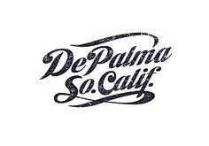DePalma Clothing V2 by BMD Design , via Behance