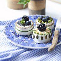 Des fromages de chèvre comme des cupcakes - Marie Claire Idées
