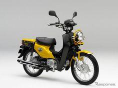【バイク】ホンダ、カブのレジャーモデル「クロスカブ」を発表 空冷・4ストローク・OHC・単気筒110cc - http://baiku-sokuho.info/articles/15056.html