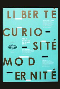 les graphiquants, Liberte Curiosite Modernite