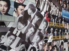 [SUPER JUNIOR] Suju High definiti Bromide Poster 12pcs Size of A4 Paper x 2 KPOP
