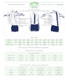 580b85877b83 Our men s dress shirts fit guide explains our unique and traditional fits  for our quality dress shirts and sport shirts.