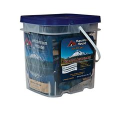 Disasternecessities Mountain House Essential Assortment Bucket - http://www.disasternecessities.com/product/disasternecessities-mountain-house-essential-assortment-bucket
