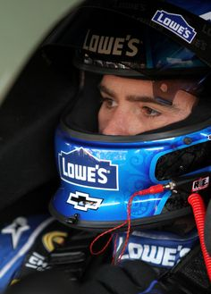 Jimmie Johnson is focused