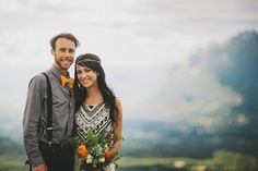 This is still one of the most epic wedding photos I've ever seen by Benj Haisch. #wedding #elopement
