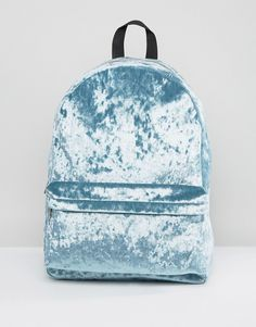 Discover women's fashion online with ASOS. The latest clothing, shoes, accessories & beauty. Cute Mini Backpacks, Green Backpacks, Cute Purses, Purses And Bags, Mochila Kpop, Fashion Bags, Fashion Backpack, Mini Mochila, Back Bag