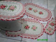 Jogos em Crochê Barbantes