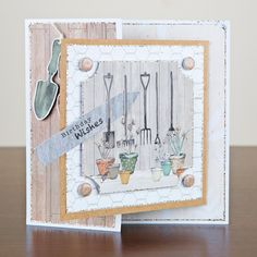 Welcome to Create and Craft - the best place to get all your papers, crafting tools and craft products. Bday Cards, Birthday Cards For Men, Birthday Wishes, Craftwork Cards, Greeting Cards, Men's Cards, Retirement Cards, Create And Craft, Masculine Cards