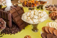 Nuestro particular homenaje al #chocolate  ¿Te apuntas? ----- Our tribute to chocolate. Do you want to join?| Goyo Full Taste #PuertoBanus (2014) #Marbella #Pastry #Pasteleria