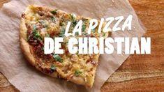 La pizza de Christian +Barra of Mendocino, Pinot Noir 2012