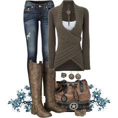 """Untitled #282"" by sherri-leger on Polyvore"