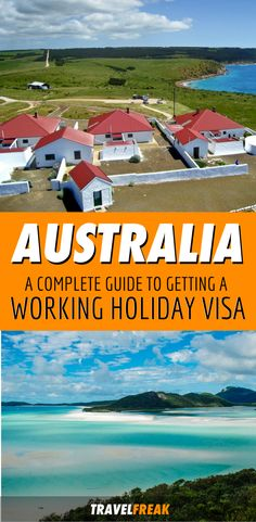 The easiest place to work and travel is in Australia. It's easy to apply for and it's one of the most flexible programs that's available to people under the age of 30! So check out this Australia working holiday visa guide and start packing your bags! | working holiday Australia bucket lists | working holiday visa Australia | Australia working holiday travel tips #workingholiday #australian - via @travelfreak_