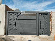 all type door design Iron Main Gate Design, House Main Gates Design, Grill Gate Design, Steel Gate Design, Door Gate Design, Door Design Interior, House Front Design, House Front Gate, Gate Designs Modern