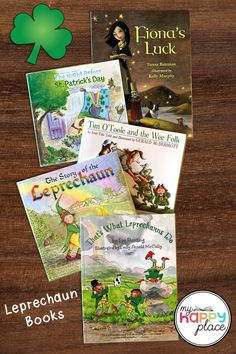 These St. Patrick's Day books are perfect for introducing leprechauns to your kindergarten or first grade class before building leprechaun traps! Kindergarten Social Studies, Kindergarten Activities, Teaching Themes, Teaching Resources, Leprechaun Trap, Day Book, Class Activities, Arts And Crafts Supplies, Early Childhood