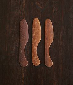Wood Butter Knife