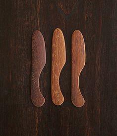 Butter knife Designer: Kirsten Hecktermann Country: England/Kenya