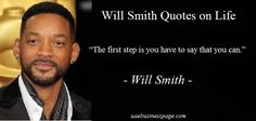 Handwork Will smith Quotes