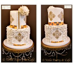 Special Occasion Cakes | Voila Pastry and Cafe