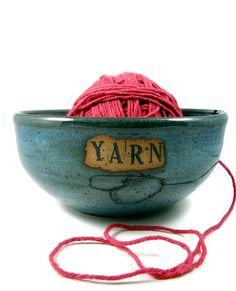 I Want This Yarn Bowl!!!