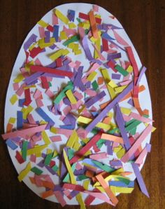 confetti eggs - Re-pinned by @PediaStaff – Please Visit http://ht.ly/63sNt for all our pediatric therapy pins