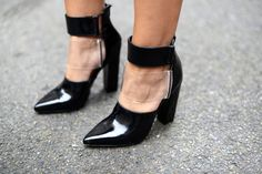 Shoe Cult Strut Cutout Bootie by Nasty Gal