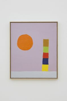 Etel Adnan at Sfeir-Semler