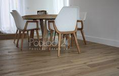 Deska z kolekcji Chapel Parket kolor Derby, idealna na ogrzewanie podłogowe Dining Chairs, Dining Table, Derby, Furniture, Home Decor, Decoration Home, Room Decor, Dinner Table, Dining Chair