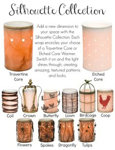 I love this collection! You can decorate for all the holidays with the same warmer, just by using a different shade! I have one left in stock! Check it out on harlieburnett.scentsy.us or through me directly! I also do free scent samples☺️
