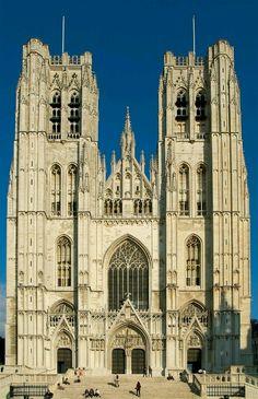Catedral St.Michel Bruselas
