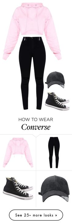"""Untitled #744"" by skittles1324 on Polyvore featuring Converse"