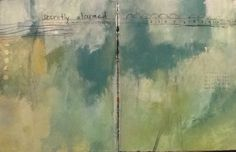 Journal page by Dayna J. Collins at http://www.alleyartstudio.com