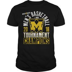 why don't you leave the Michigan Big Ten Championship Mens Basketball Tournament Champions Shirt. Champion Shirt, Custom Shirts, Custom Made, Michigan, Shirt Designs, Just For You, T Shirts For Women, Big, Mens Tops