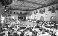 None of us were fortunate enough to make it to the first Academy Awards ceremony at the Hollywood Roosevelt on Hollywood Boulevard in 1929, but at least in this photo we can catch a glimpse of what the Blossom Room looked like before they let in the Who's Who. Back then, though, there wouldn't have been much tension—the guests already knew who'd won. It wouldn't be until 1941 that the winners' names would be withheld until the ceremony, which was a savvy move to ensure all the stars…