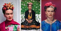 Frida Kahlo a color en 13 fotografías poco conocidas - Fotografía - culturacolectiva.com