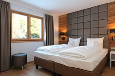 Bedroom - Lodge 1 Ski Lift, Luxury Accommodation, Free Wifi, Modern Luxury, Bed Room, Lodges, Dining Area, The Good Place, Flat Screen