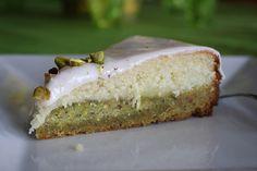 Lemon Pistachio Cake | 53 Amazing Pistachio Desserts