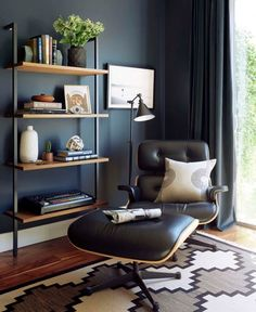 Repeat colours in a room at least twice to create a unified flow. Use your wall colour at least one other time in your space, either in a throw, pillow or a small accent piece or a colour in a portrait. The repeated colour will help pull your style together.