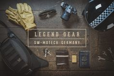 Here we go! SW-MOTECH presents Legend Gear. The new retro luggage line for motorcycles. More information legend-gear.com  Visiting the Glemseck101 Event this weekend will have the opportunity to cast a first glance at the new bags and accessories.
