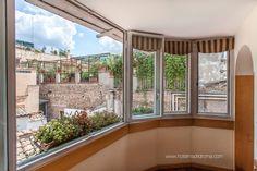Our hotel in Roma Madrid, Windows, Ramen, Window