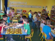 II Turniej Szachowy o Mistrzostwo Przedszkola Wesoła Piątka, Świdnica, 29.05.2012