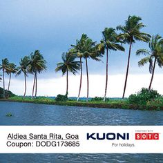 This winter visit the beautiful Calangute beach, largely overrun by tourist shops, restaurants and hotels with extra savings and more only on #KuoniSOTCDealOfTheDay!