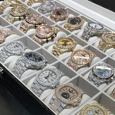 Login - Who would be down with that watch collection? … The Effective Pictures We Offer You About jewelry - Expensive Watches, Expensive Jewelry, Rolex Watches For Men, Luxury Watches For Men, Women's Watches, Leather Watches, Watches Online, Cute Jewelry, Women Jewelry