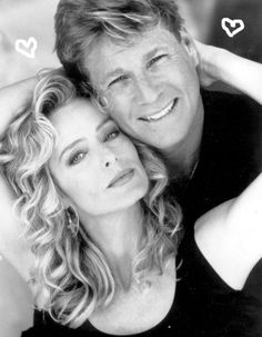 Farrah Fawcett and Ryan O'Neal ((dated/cohabited, 1979-97, one son, dated 2001-05, cohabited 2006-her death)  Son: Redmond James O'Neal (b. 30-Jan-1985, with O'Neal)