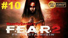 F.E.A.R. 2 Project Origin Reborn Gameplay Walkthrough Interval 05 - Rebi...