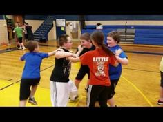 Cooperative Games and Activities - YouTube