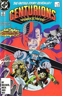 Centurions Issue - Read Centurions Issue comic online in high quality Best 90s Cartoons, Comics Und Cartoons, Comics Toons, Sci Fi Comics, Dc Comics Art, Marvel Dc Comics, Comic Book Characters, Comic Books Art, The Centurions