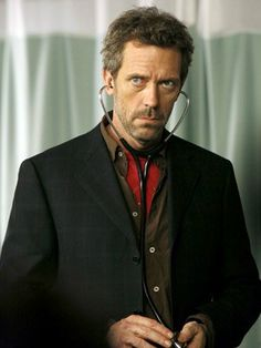 House (2004 TV)  Hugh Laurie as Dr. Gregory House   Head of Diagnostic Medicine Department