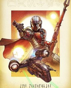 Look at this Mando masterpiece! Hit up his page for details on obtaining a hi-res version 💪🏻 OG caption-> ・・・ Happy Star Wars Day. Here is my Mandalorian piece. The full Hi Res will be available on my Patreon later today. Star Wars Fan Art, Rpg Star Wars, Star Wars Meme, Star Wars Ships, Images Star Wars, Star Wars Pictures, Star Citizen, Bryce Dallas Howard, Live Action