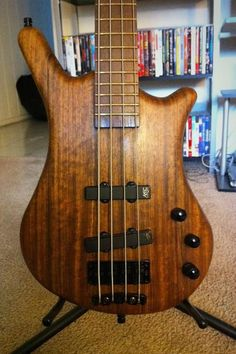 Bass Guitar. I would love to own this..